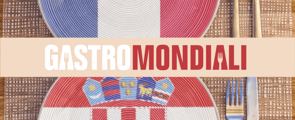 I Gastromondiali di Agrodolce: la Finale tra Francia e Croazia