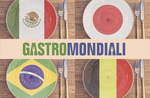 I Gastromondiali di Agrodolce: gli ottavi tra Brasile-Messico e Belgio-Giappone