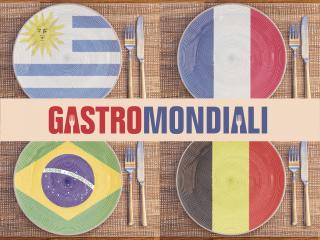 Gastromondiali di Agrodolce: i quarti tra Uruguay-Francia e Brasile-Belgio