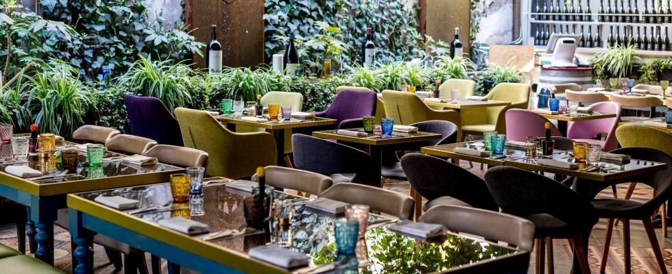 Roma: le migliori pizzerie con dehors e giardino