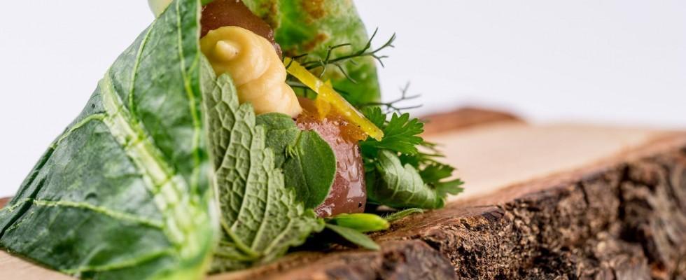 La top 3 dei migliori piatti del Metamorfosi di Roy Caceres