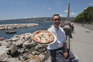 Napoli: le migliori pizzerie con dehors e giardino