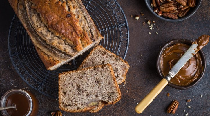 Plum cake al caffè di Marco Bianchi, la ricetta facile