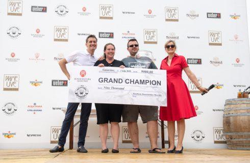 Cosa abbiamo imparato al Prime Uve Invitational Barbecue Championship 2018