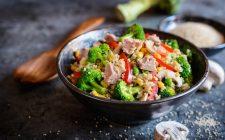 Quinoa con tonno, la ricetta facile