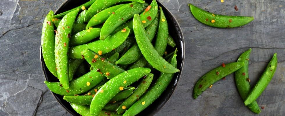 5 idee gustose e veloci per cucinare le taccole