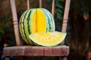 Frutta estiva: il bello e il buono dell'anguria gialla