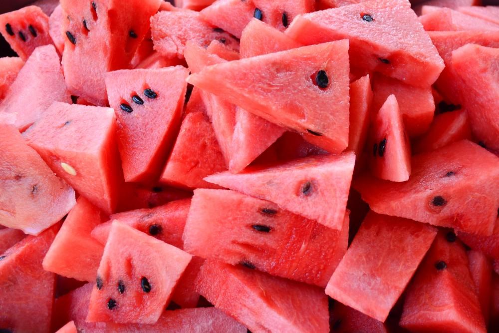 migliore frutta per l anguria di perdita di peso