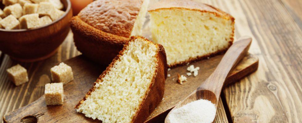La ricetta della torta allo yogurt classica per la colazione