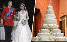Kate Middleton e il Principe William serviranno la loro torta nuziale (del 2011!) al battesimo di Louis
