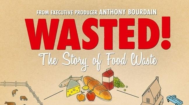 Wasted! Contro il cibo sprecato, l'ultimo documentario di Anthony Bourdain