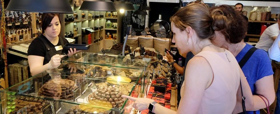 Scoprire Londra attraverso le sue cioccolaterie