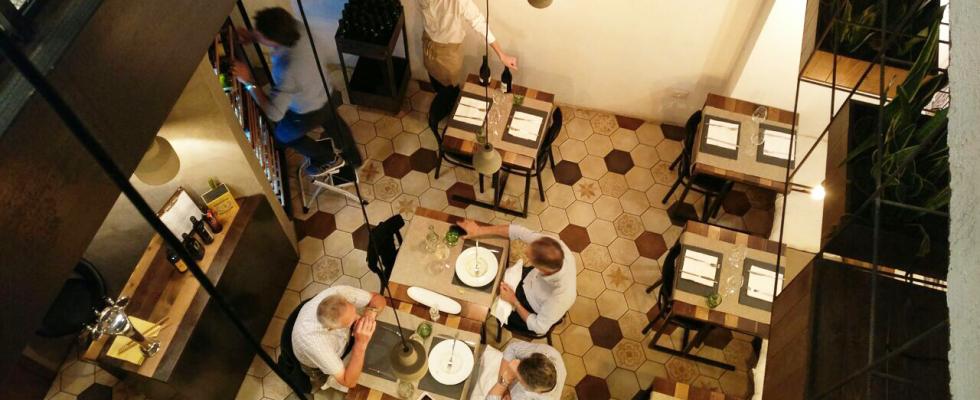 Filodolio Cucina Extra Vergine, Roma