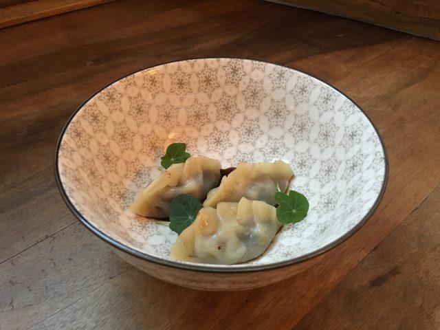 osteria volpaia dumpling