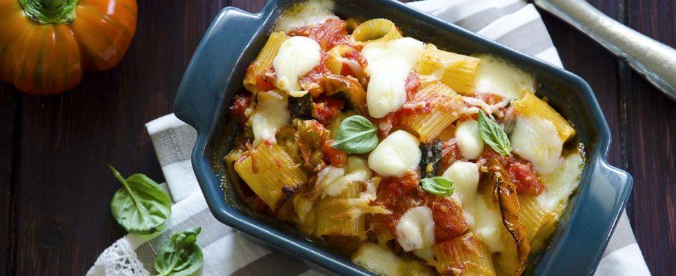 Pasta alla parmigiana, primo ricco: venite a scoprire le melanzane rosse