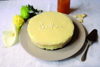 Torta Sacher bianca, con il Bimby