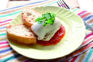Seppie ripiene con salsa al pomodoro, con il Bimby