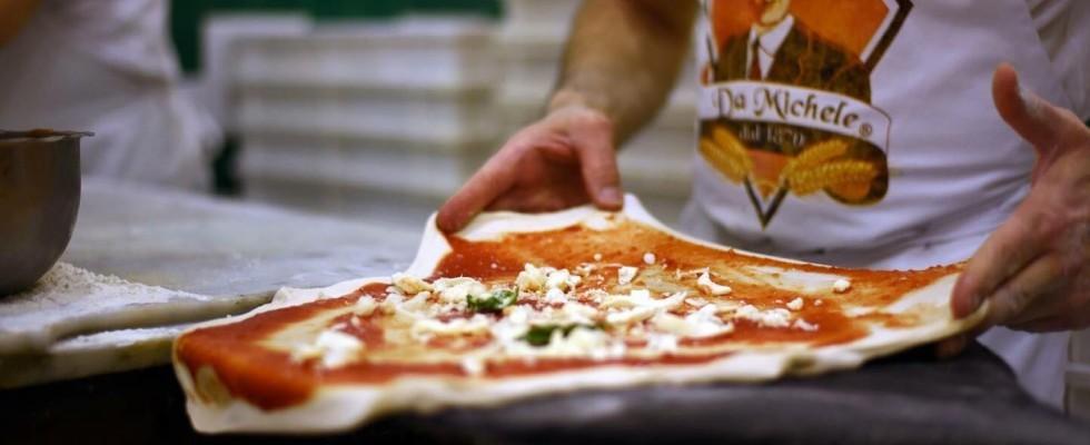 L'Antica Pizzeria da Michele, Firenze