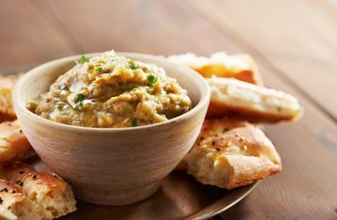 Babaganoush, ricetta originale mediorientale