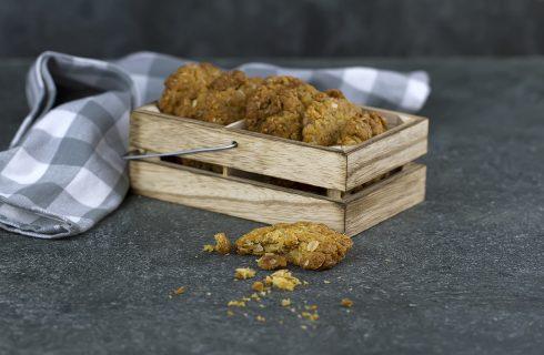 Biscotti Anzac, perfetti per la colazione