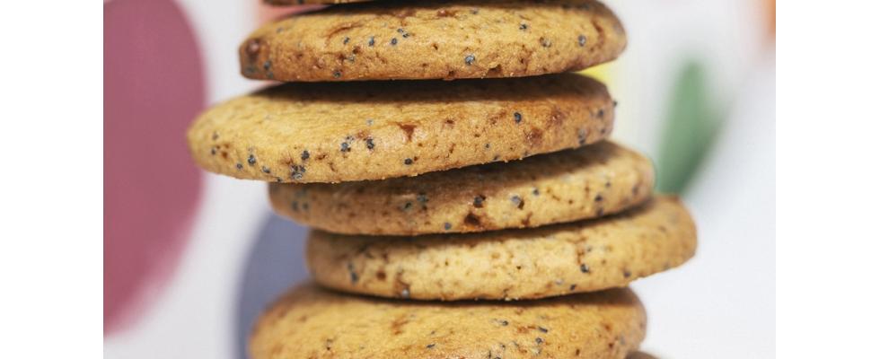 Biscotti con semi di papavero al bimby