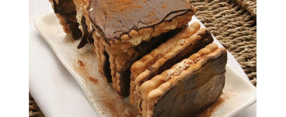 Biscotti di gelato con cioccolato al bimby