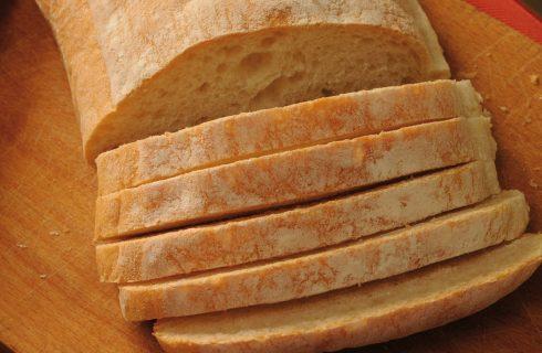 Ciabatta con farina di semola al bimby