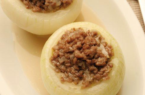 Cipolle alla grossetana al bimby