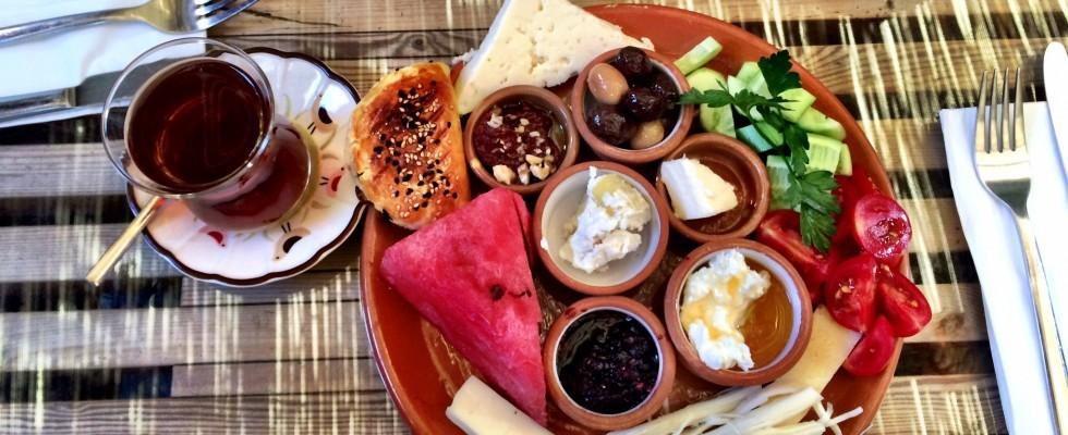 La via della colazione? È in Turchia
