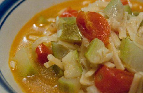 Come cucinare la zucchina lunga siciliana