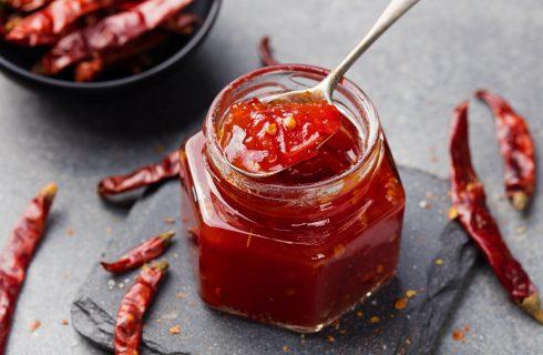 Confettura di peperoncini, la ricetta facile
