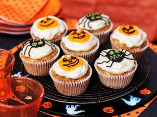 Cupcake di Halloween al bimby