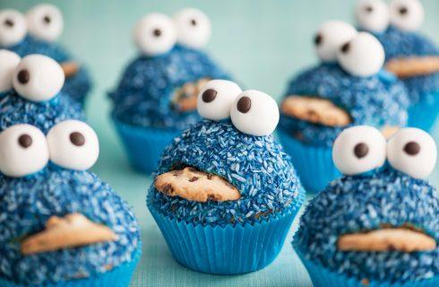 Cupcake Cookie Monsteral bimby