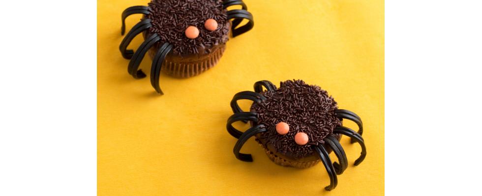 Cupcake ragnetto al cioccolato al bimby