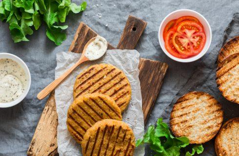 L'hamburger vegetariano con la ricetta di Benedetta Parodi