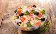 L'insalata di riso light senza maionese: la ricetta