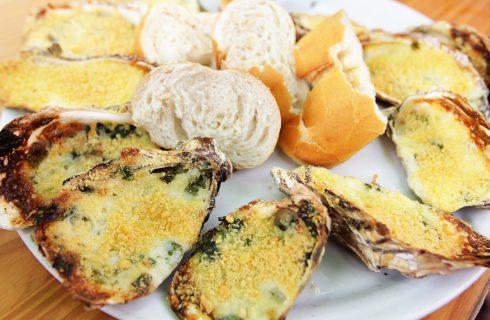 Ostriche gratinate, la ricetta