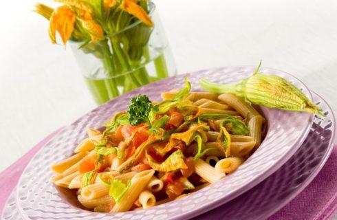 Primi piatti con i fiori di zucca, le ricette da provare