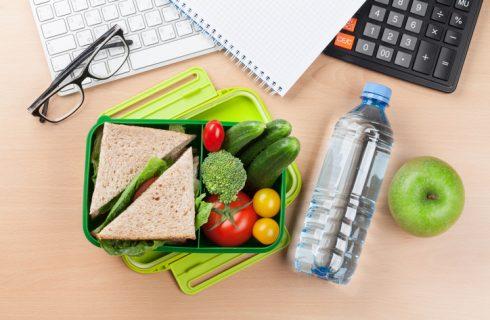 Cosa mangiare a pranzo in ufficio: 8 idee