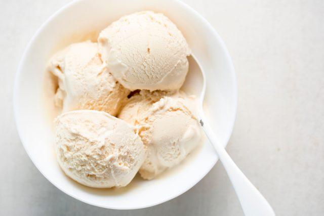 gelato alla lucuma
