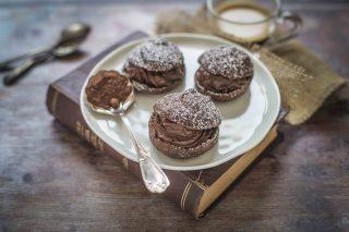 Bignè al cacao, dolcetti golosi