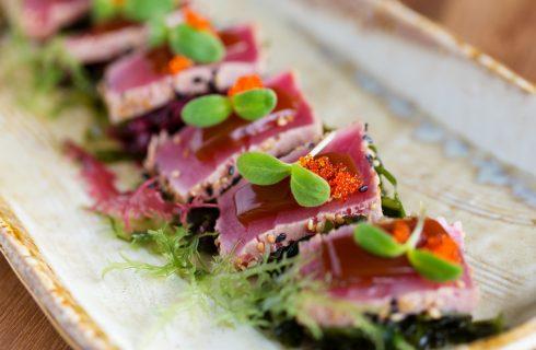 Il tataki di tonno al sesamo con la ricetta giapponese