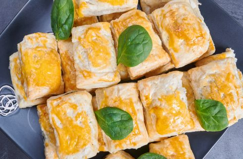 Tomini in crosta: la ricetta facile e veloce
