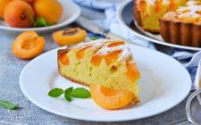 Torta albicocchee ricotta, la ricetta facile