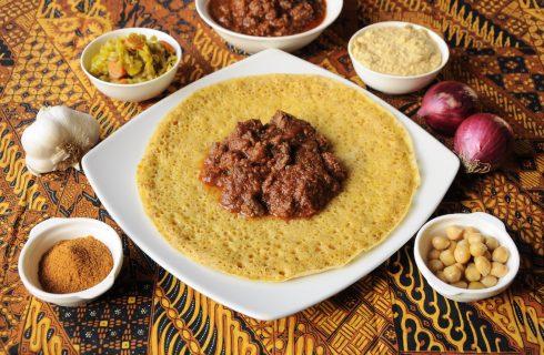 Zighinì al bimby, tradizione africana a tavola