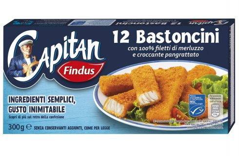Bastoncini Findus: ingredienti semplici, gusto inimitabile!