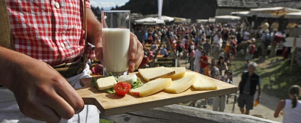 Festa del Latte in Alto Adige: 4 formaggi che abbiamo amato
