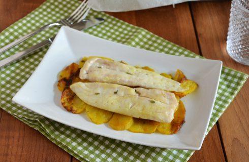 Merluzzo con patate: semplice e gustoso