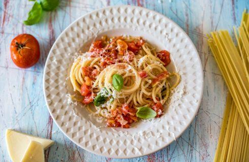 Spaghetti alla picchio pacchio, arrivano da Palermo