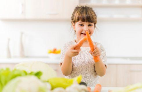 Come cucinare le carote ai bimbi